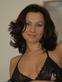 Brunette Slut Natalis Is Taken Care Of By Two Thick Cocked Studs!