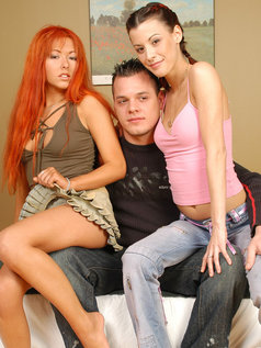 Sweet Amylee, Patricia Petite and Nick Nude