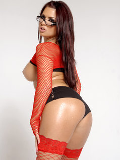 Latin Babe Eva Angelina Shows Us Her Tight Ass In This Photo Set