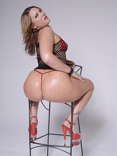Squirt Slut Flower Tucci Shows Off Her Tight Bubble Butt In This Photo Set