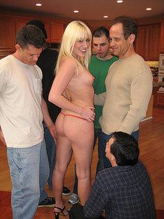 Megan Moore loves to suck cock!