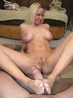 Totally Tabitha Gets Her Mouth Filled With Hard Cock!