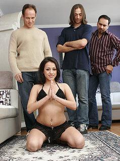 Rachel Milan - Lots of Blowjobs, Lots of Cumshots