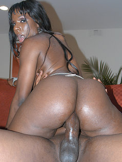 Ebony Compilation - Anal and Double Penetration