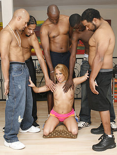 Desire Moore - Gets Gang Banged, Still Wants More