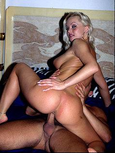 Silvia Saint Licks His Dick After Anal
