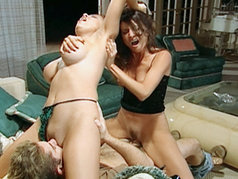 Shaena Steel, Gina Ryder & Chris Cannon