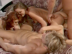 4some with Jezebelle and Aurora Snow
