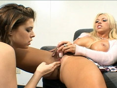 Brittney Skye and Demi Marx