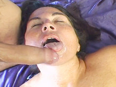 Chubby Young Slut Paula Is Ready To Suck Some Cock And Get Her Face Covered In Cum!