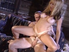 Shayla LaVeaux getting very dirty...