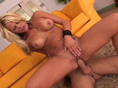 Beautiful Shay Sweet gets her tight ass just loaded with cum!