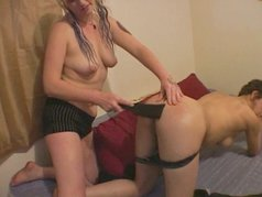 Home Made Girlfriends 2 - Scene 3