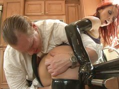 Latex Moms 1 - Scene 1