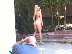 Great Big Asses 3 - (BTS) Scene 1
