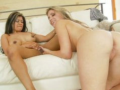 Courtney Cummz Nothing But Pussy - Scene 1