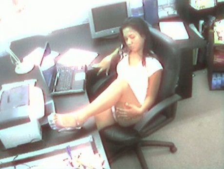 Security Cam Chronicles 9 - Scene 6