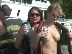 Party Cove Naked On The Water 1 - Scene 2
