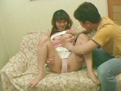 Little Asian Cheerleaders 1 - Scene 3