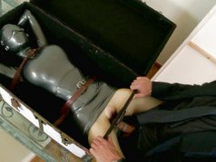 Latex Lucy The British Dominatrix 1 - Scene 3