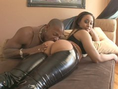 Black Ass Addiction 1 - Scene 4