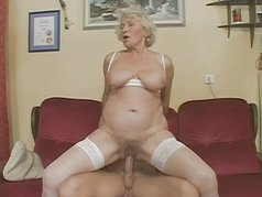 Hey My Grandma Is A Whore 13 - Scene 1