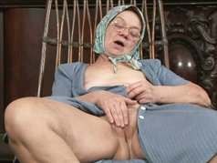 Hey My Grandma Is A Whore 18 - Scene 1