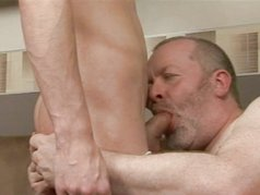 Older Men And Their Brit Twinks 4 - Scene 1