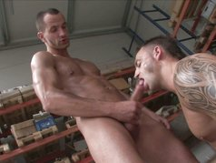 Euro Big Dick Buddies 1 - Scene 1