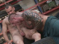 Euro Big Dick Buddies 3 - Scene 3