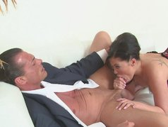 Asian Eyes For White Guys 1 - Scene 4