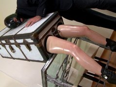 Lucy Loves Latex 1 - Scene 3