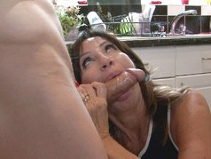 Creampie Stepfamily 1 - Scene 2