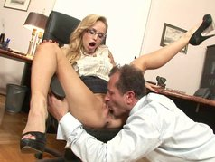 Boss Fuck My Ass Please 1 - Scene 2