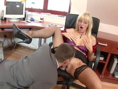 Boss Fuck My Ass Please 1 - Scene 3