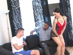 Cum Craving Cuckolds 3 - Scene 4