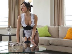 French Maid To Hire 3 - Scene 1
