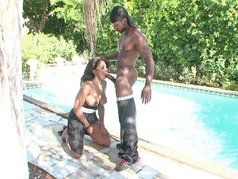 My Black Milf Neighbors 3 - Scene 1