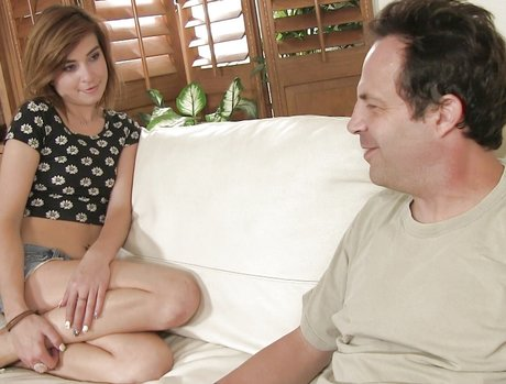 My Stepsister Squirts 4 - Scene 4