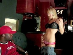 Britney Rears Wild Backstage Sex Party - Scene 6