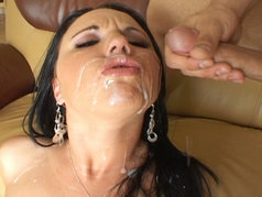 Tight Bodied Young Teen Slut Lindsay Kay Loves To Suck On Multiple Fat Cocks!