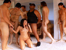 Deena Daniels Shows Us How It's Done With These Throbbing Cocks!