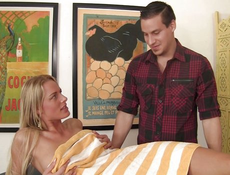 Perverted Ass Massage 4 - Scene 3