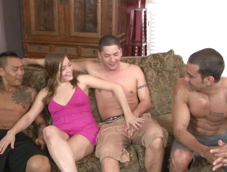 College Group Sex 1 - Scene 3