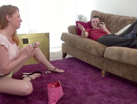 My Stepsister Craves My Cock 1 - Scene 2