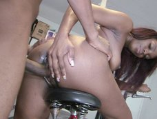 Big Butt Black Girls On Bikes 1 - Scene 3