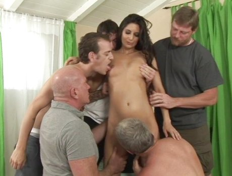 Gang Bang Fever 5 - Scene 1