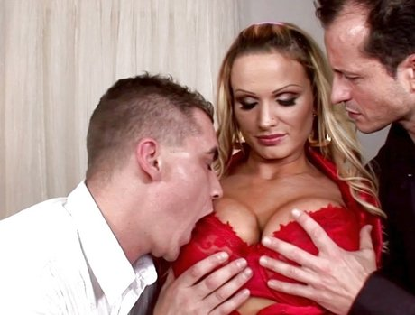 Big Bouncy Bosoms 5 - Scene 1