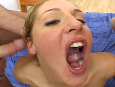 Lauren Phoenix Gets Her Ass Fucked While She Sucks A Cock!