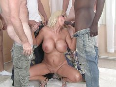 Gang Bang Fever 4 Over 40 Edition - Scene 1